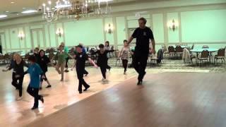 JAMAICA FAREWELL Line Dance Ira Weisburd
