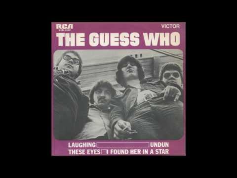 THE GUESS WHO * Undun    1969   HQ