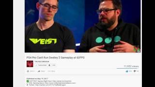 Destiny 2 30FPS NO DEDICATED SERVERS FUCK OFF BUNGIE