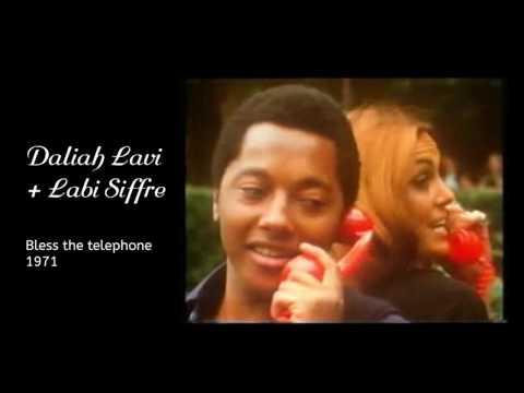 Daliah Lavi: Bless the telephone - Duett mit Labi Siffre