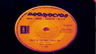 Kim Carnes - crazy in the night (12 INCH DANCE MIX)