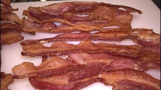 Cooking Bacon All Night Long with Sous Vide