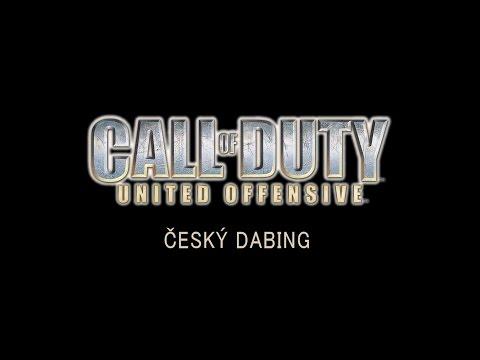 Call of Duty: United Offensive - Trailer na český dabing