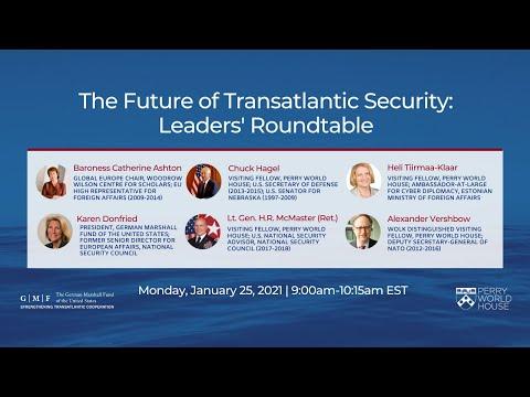 The Future of Transatlantic Security