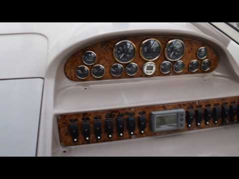 1998 Regal 402 Commodore Express Cruiser Freshwater Boat relocated **Key Largo**