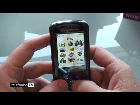 Sony Ericsson W395 videoreview da Telefonino.net