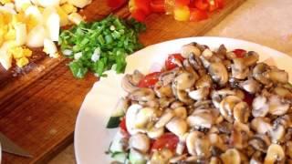 Салат Купеческий / Merchant's salad