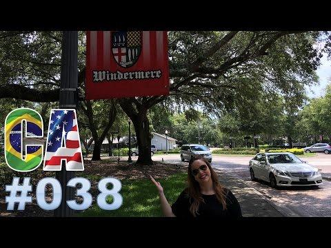 CA #038 - Série Melhores Bairros de Orlando - Windermere