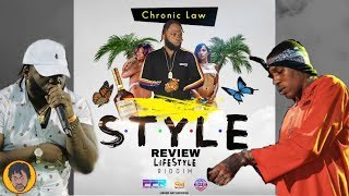 Chronic Law Go Harder Than Vybz Kartel On This Riddim With Style