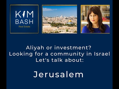 Looking For A Community In Israel – Let's Talk About Jerusalem