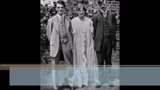 Biography of D.H.Lawrence