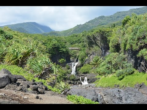 The Road to Hana-Maui (With Facts/Figures + Music)