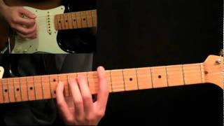 Always With Me - Always With You Guitar Lesson Pt.1 - Joe Satriani - All Rhythm Guitar Parts