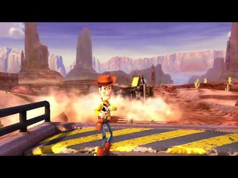 Toy Story 3 -Train Rescue - Loco Motives