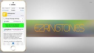 EZ RingTones | installa ringtones desde la app de #Zedge sin syncronizar con tu pc # Cydia