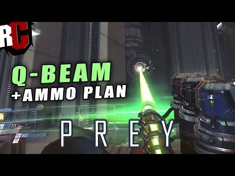 Prey - Q-BEAM Laser Location + Fabrication Plan for Q-Beam Ammo Cells