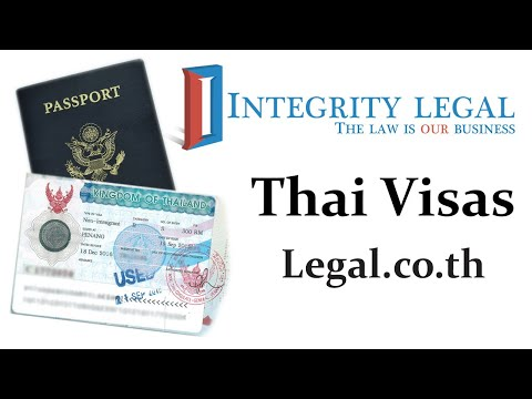The Process Of Obtaining A Thai O Visa From The USA