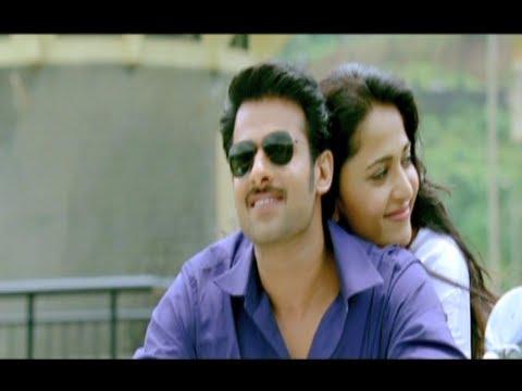 Prabhas Mirchi Katuka Kallanu Chuste Song Trailer HD - Anushka Shetty, DSP
