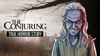 The Conjuring Real Story Part 1 | सच्ची कहानी | Hindi Horror Stories | Khooni Monday E81🔥🔥🔥