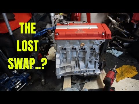 B16B TYPE R SWAP  EG CIVIC   HSG EP. 7-6