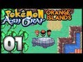 Pokémon Ash Gray | The Orange Islands - Episode 1 video