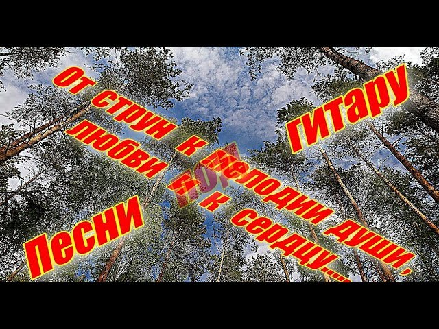 Мелодии от души и к сердцу ( Remix version )  - Алексей Доктор Леший -  бард