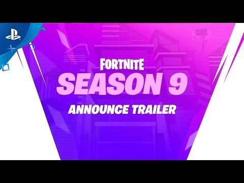 Fortnite  Season 9  Cinematic Trailer