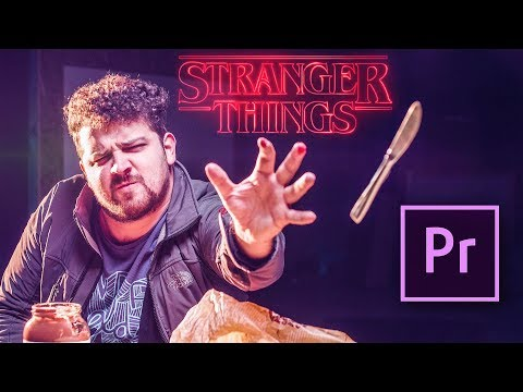 MIND CONTROL Objects in Premiere Pro (Stranger Things)