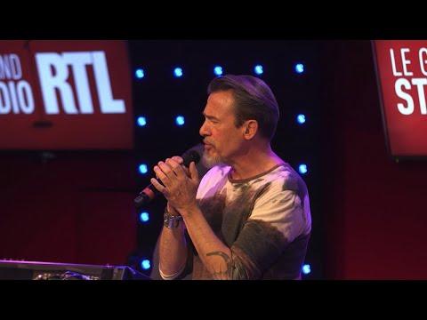 Florent Pagny - La Beauté Du Doute (LIVE) - Le Grand Studio RTL