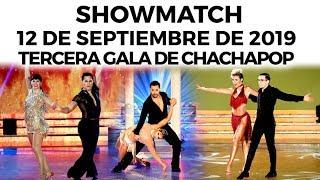 Showmatch - Programa 12/09/19 | ¡Otra noche de #ChaChaPop!