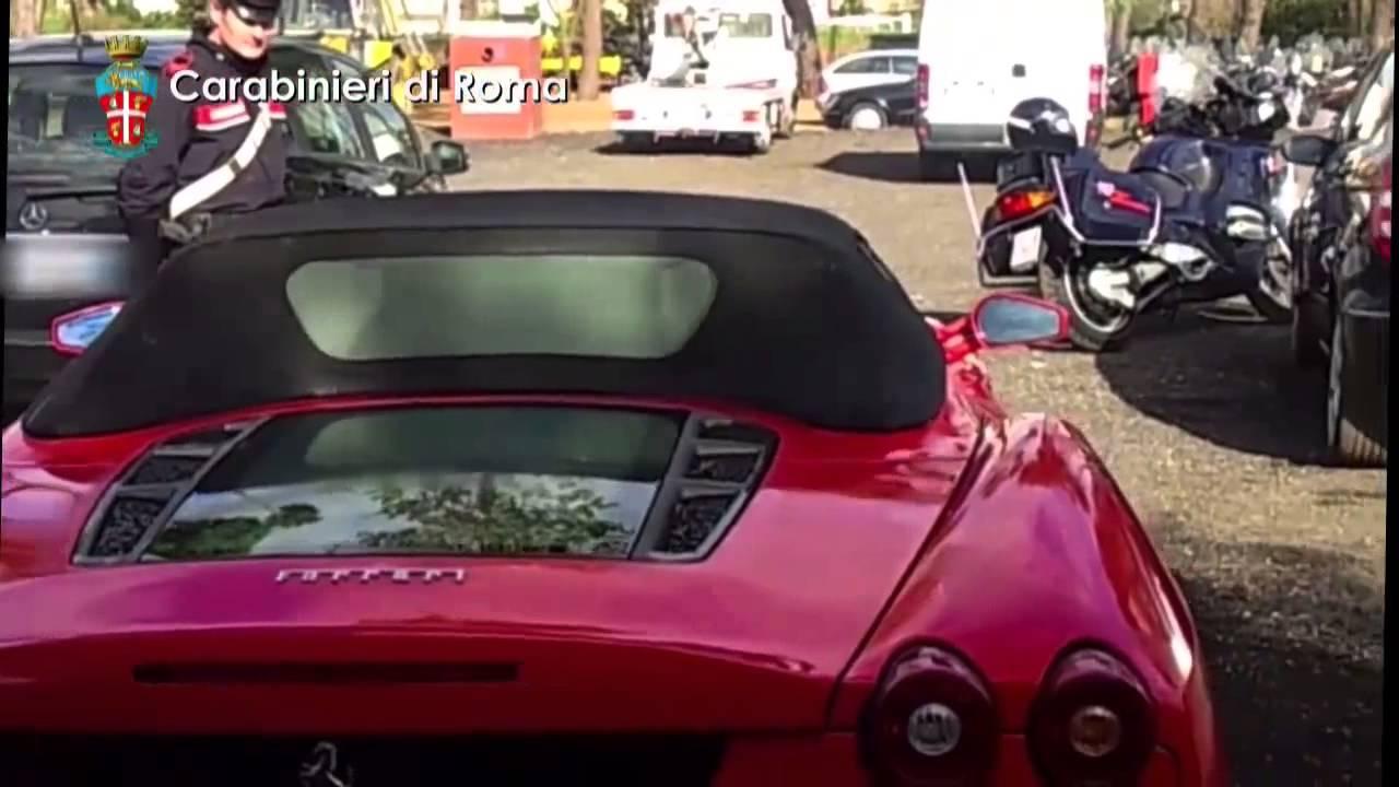 Sequestro di beni al clan Casamonica Villa auto di lusso e discoteca  YouTube
