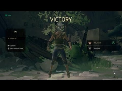 ABSOLVER is the game  