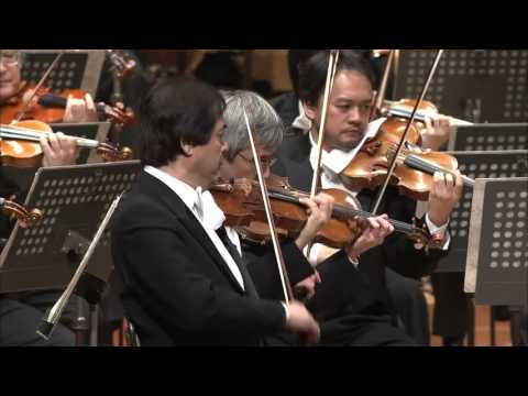 Sibelius Finlandia NHK Symphony