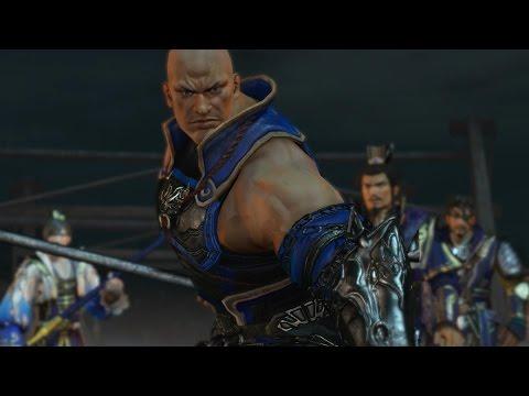 Dynasty Warriors 8: XL CE - Wei Story Mode 6 - Battle Of Wan Castle (Ultimate)