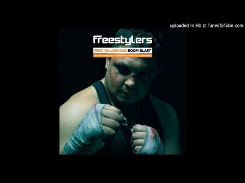The Freestylers - Boom Blast (Deekline and Wizard Remix) mp3
