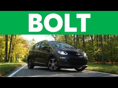 2017 Chevrolet Bolt Quick Drive | Consumer Reports