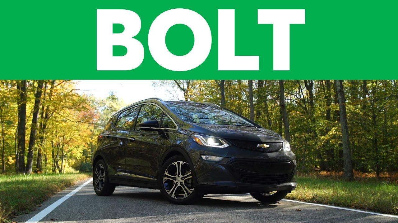 Download 2017 Chevrolet Bolt Quick Drive | Consumer Reports