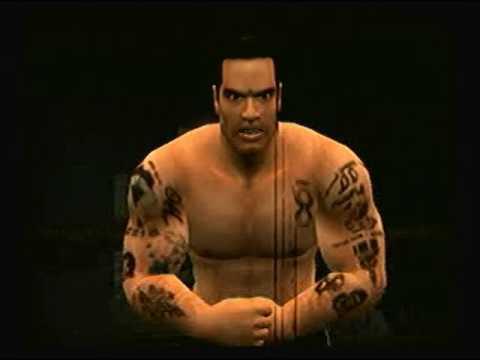 Def Jam Fight For NY Henry Rollins Vs Skull Stapleton