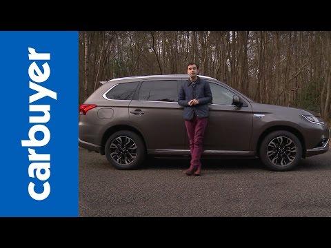 Mitsubishi Outlander PHEV SUV review - Carbuyer