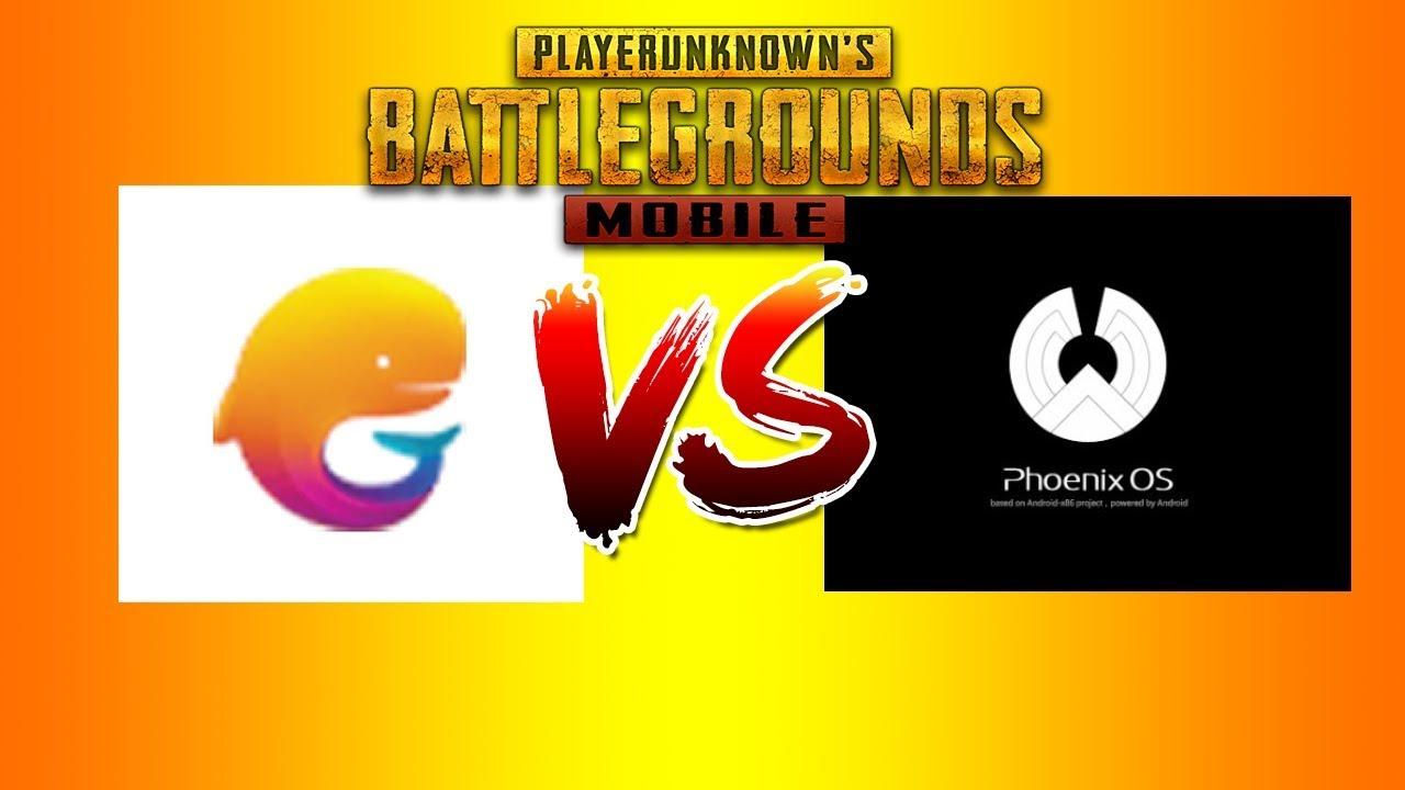 Pubg Mobile On Intel Hd Graphics Settings Tencent Gaming: Tencent Gaming Buddy Vs Phoenix OS