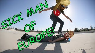 The Sick Man Of Europe - A Tribute to the Ottomans (HoI4 Kaiserreich)