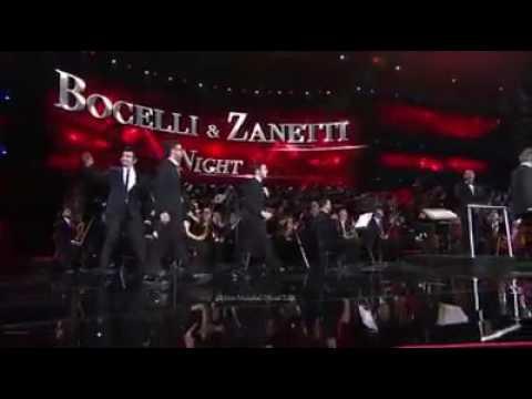 Granada - Il Volo & Andrea Bocelli