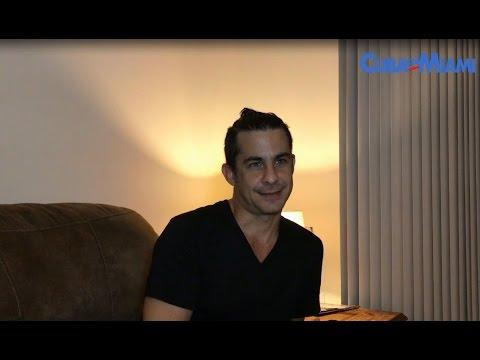 Entrevista Al Actor Cubano Roberto San Martin