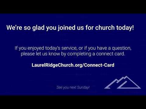 Laurel Ridge Live Stream