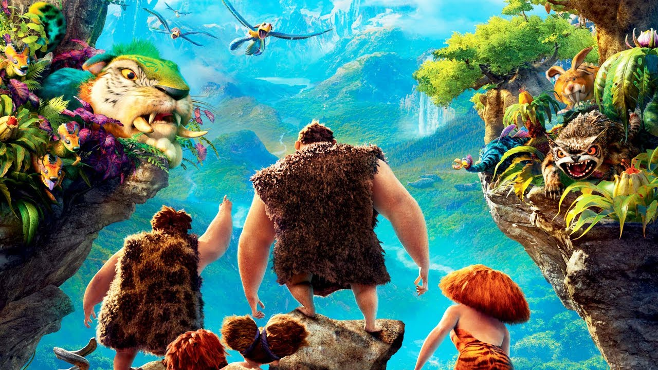 the croods 2013 trailer dreamworks movie - official [hd] - youtube