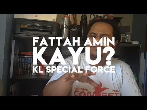 #ZHAFVLOG - DAY 66/365 - Fattah Amin Kayu? | KL Special Force Movie Review