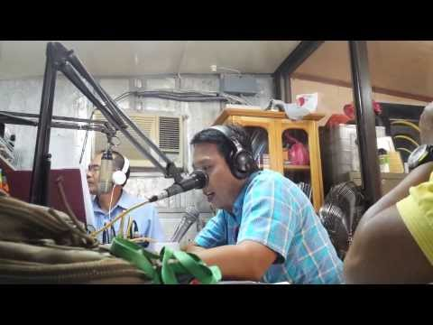 101.3 FM Radyo Natin 2nd Live Broadcast Interview (Public Auction on Real Properties)