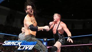 Jack Swagger vs. Baron Corbin: SmackDown LIVE, Oct. 4, 2016