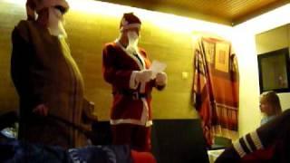 Nikolaus der verrückte Knecht Ruprecht :D und unsere süüßee Mausi =)