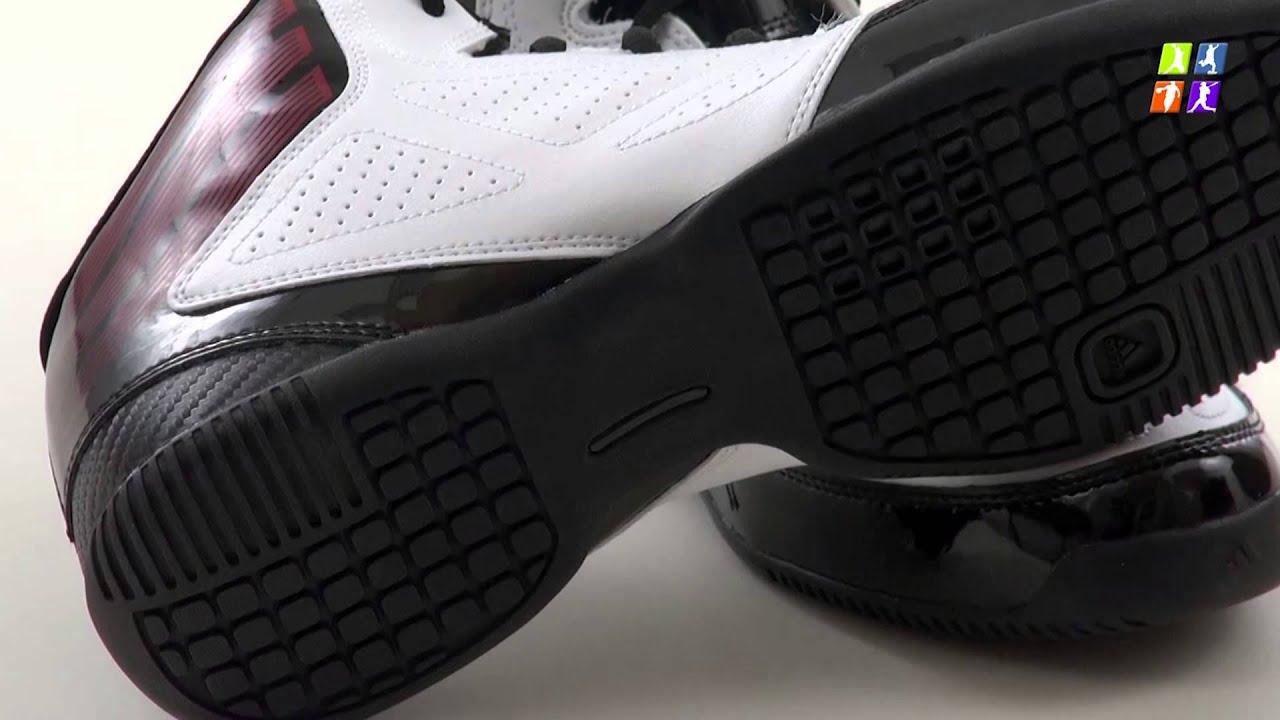 M?skie buty do koszykwki SPEED END 2 END BB7016 Adidas